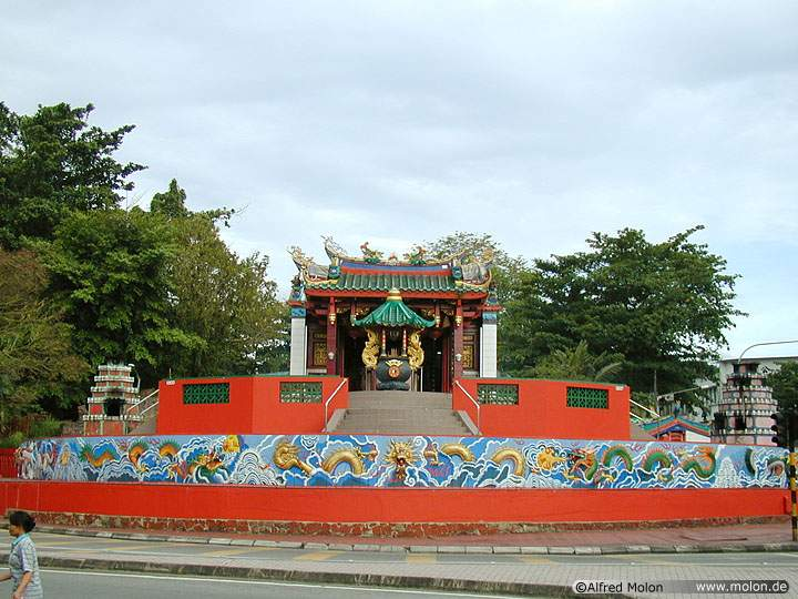 [Kuching Chinese Temple]